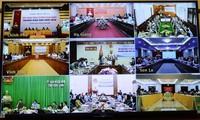 Hội nghị trực tuyến về công tác tổ chức thi tốt nghiệp THPT năm 2021
