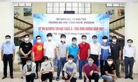 Việt Nam đạt 2 huy chương Vàng tại Olympic Tin học Châu Á - Thái Bình Dương