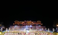 Tạm dừng Festival Nghề truyền thống Huế 2021