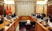 Hợp tác đào tạo nhân lực chất lượng quốc tế cho Thành phố Hồ Chí Minh