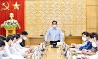 Thủ tướng Phạm Minh Chính thăm Bắc Giang và Bắc Ninh - 2 tỉnh bị ảnh hưởng nhiều nhất bởi dịch COVID-19