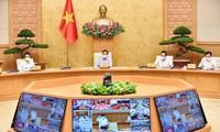 Thủ tướng Chính phủ chỉ đạo tổng tiến công toàn lực, thần tốc để chặn đứng dịch COVID-19