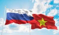 Điện mừng Quốc khánh Nga