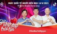 """Lan toả tinh thần hiến máu tình nguyện qua chiến dịch """"Giữ nhịp đập trái tim"""""""
