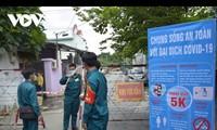 Ngày 22/6, Việt Nam ghi nhận 248 ca mắc COVID-19