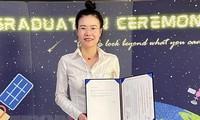 Nữ tiến sĩ trẻ Việt Nam nhận giải thưởng quốc tế về bài báo được quan tâm nhất
