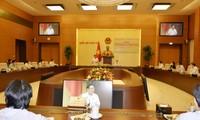 Quốc hội, Mặt trận Tổ quốc Việt Nam nghiên cứu tiếp tục hoàn thiện pháp luật về bầu cử