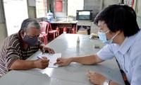 Tiền hỗ trợ đã đến tay 214.000 lao động tự do ở thành phố Hồ Chí Minh