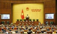 Quốc hội khóa XV khai mạc kỳ họp đầu tiên