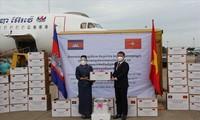 Sự giúp đỡ của Campuchia cho Việt Nam trong đợt dịch minh chứng cho tình hữu nghị, đoàn kết, truyền thống giữa hai nước
