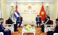 Thúc đẩy hợp tác giữa Bộ Công an Việt Nam và Bộ Nội vụ Cuba