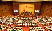 Quốc hội tập trung vào công tác nhân sự