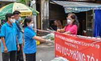 Thành phố Hồ Chí Minh gỡ phong tỏa 5 phường với hơn 250.000 dân