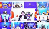 Nhật Bản khẳng định ủng hộ lập trường của ASEAN về Biển Đông