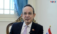 Quan hệ hai nước Việt Nam - Thái Lan ngày càng bền chặt và phát triển