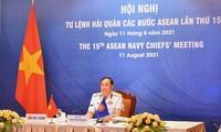 Hải quân các nước ASEAN tăng cường đoàn kết, thống nhất, thúc đẩy hợp tác an ninh biển