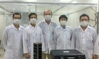Vệ tinh của Việt Nam được gửi sang Nhật Bản để chuẩn bị phóng