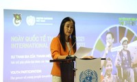 Ngày Quốc tế Thanh niên 2021: Sức trẻ góp phần đạt được các Mục tiêu phát triển bền vững