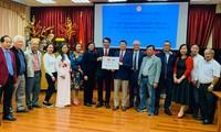 Người Việt Nam tại Slovakia đóng góp ủng hộ Quỹ vắc xin phòng, chống Covid-19