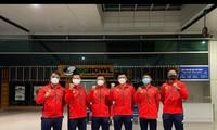 Việt Nam tham dự giải quần vợt đồng đội nam quốc tế Davis Cup