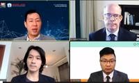 Nhiều quốc gia tham gia Triển lãm trực tuyến SIE 2021 và VME 2021