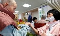 Gần 1.900 điều dưỡng, hộ lý của Việt Nam đã sang làm việc tại Nhật Bản