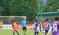 Việt Nam đá trận ra quân vòng loại giải bóng đá nữ châu Á 2022