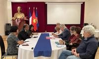 Hội Hữu nghị Pháp - Việt khẳng định tiếp tục đoàn kết ủng hộ nhân dân Việt Nam