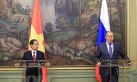 Dư luận Nga đánh giá tích cực chuyến thăm của Bộ trưởng Ngoại giao Bùi Thanh Sơn