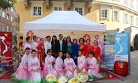 Dấu ấn Việt Nam tại Lễ hội đa văn hóa thành phố Augsburg, Cộng hòa Liên bang Đức