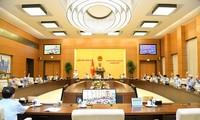 Khai mạc phiên họp thứ 4 của Ủy ban Thường vụ Quốc hội khóa XV