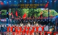 """Ngày Giải phóng Thủ đô 10/10: Hào hùng """"Khúc tráng ca Hà Nội"""""""