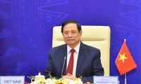 Thủ tướng Phạm Minh Chính dự và phát biểu tại Diễn đàn Tuần lễ năng lượng Nga 2021