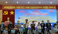 Cảnh sát biển Việt Nam đồng hành cùng ngư dân Quảng Ninh