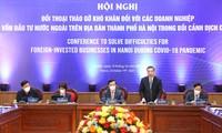 Hà Nội đối thoại tháo gỡ khó khăn cho doanh nghiệp