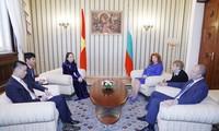 Phó Chủ tịch nước Võ Thị Ánh Xuân thăm chính thức Bulgaria