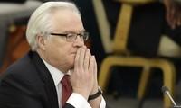 Россия и Чехия выразили протест против введения миротворческих сил на Украину