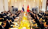 Вьетнам и Таиланд сделали cовместный пресс-релиз