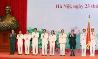 Президент СРВ принял участие в 55-летии со дня образования вьетнамской прокуратуры