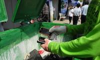 Утилизация электронных отходов во Вьетнаме