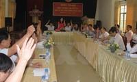 В провинциях Ханам и Хазянг прошли 3-и консультативные совещания
