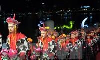 Впервые Вьетнамская буддийская сангха организовала фестиваль «Куангчьеу» в рамках фестиваля Хюэ