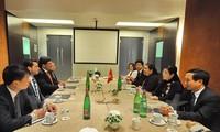 Компартия Вьетнама и компартии Италии расширяют сотрудничество
