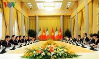 В Ханое прошли вьетнамо-ирландские переговоры на высшем уровне