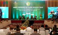 Вьетнам активно участвует в борьбе с нелегальной торговлей видами дикой фауны и флоры