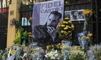 Во Вьетнаме национальный траур по Фиделю Кастро