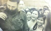 Фидель Кастро в сердцах вьетнамцев