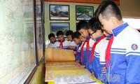 В провинции Тхайнгуен открылась выставка карт и документов об островах Чыонгша и Хоангша