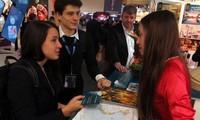 В рамках международной туристической ярмарки в Берлине прошла выставка карт Вьетнама