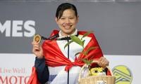 Сборная Вьетнама находится на 2-м месте в общекомандном зачёте на 29-х Играх ЮВА
